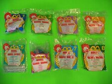 1996 McDonalds - Marvel Super Heroes set of 8 *MIP*