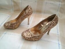 New Look Party Standard Width (B) Court Heels for Women