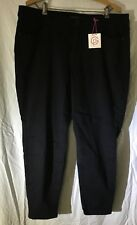 NWT Lane Bryant Genius Fit Black Skinny Jeans Size 18 Short