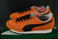 PUMA Fast Rider SD Orange Unisex Sneakers Trainers Shoes New Limited Stock OG DS