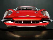Ferrari 1960s Race Car Sport 43 Vintage F 1 GT 12 Exotic 18 Carousel Red 24 GP
