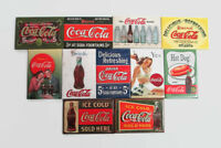 Coca-Cola Refrigerator Fridge Magnets 3 x 2 inches Classic Ads - BRAND NEW