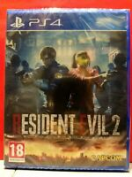 Resident Evil 2 REMAKE (Playstation 4, 2019) NUOVO sigill.italiano incl.
