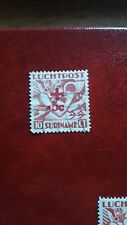 Suriname nrs LP23 jr 1942 gestempeld (a3, 4, 1418) luchtpostzegels