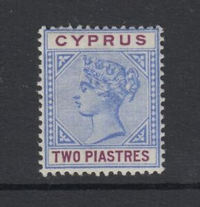 Cyprus, Scott 22 (SG 34), MHR (large)