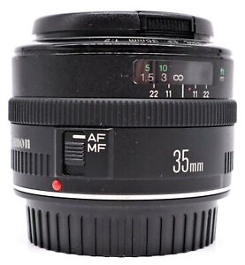 ***Used*** Canon EF 35mm F/2 Lens.