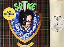 ELVIS COSTELLO spike WX 238 german warner 1989 with inner sleeve LP PS EX+/EX