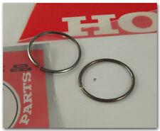 HONDA CB750 CB450 CL450 CB350 CL350 SL350 REAR SHOCK SPRING STOPPERS / C-CLIPS