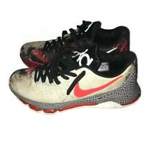 80f6177cd02832 Nike Zoom KD Basketball Shoes Multi Color Sneakers Men s 9.5 Limited Edition