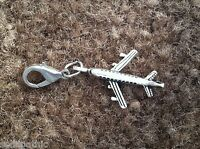 "Baby Alligator Dragon Tibetan  Silver Charm Bookmark Bracelet Scrapbooking 3//4/"""