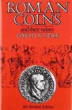Roman Coins and Their Values by David R. Sear (Hardback, 1994)