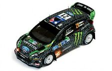 1/43 Ford Fiesta RS WRC  Monster Energy  Rally Mexico 2012  Chris Atkinson