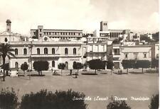 SANNICOLA  ( Lecce )  -  Piazza Municipio