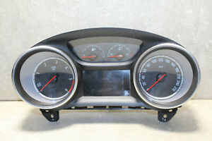 1,6 CDTI Tacho Kombiinstrument Tachometer Drehzahl Opel Astra K 39077980