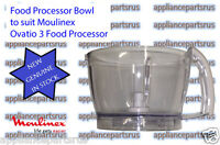 Moulinex Ovatio 3 AT6 AT8 Food Processor Bowl MS5980657 NEW - GENUINE - IN STOCK