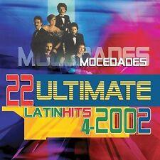 Mocedades 22 Ultimate Latin Hits 4-2002 CD New Sealed