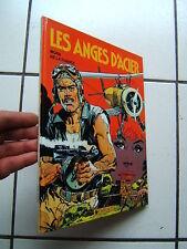 DE LA FUENTE  / LES ANGES D ACIER  1   /  EO