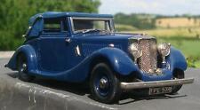 Lansdowne Models 1936 Railton Fairmile Drop Head Coupé