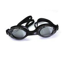 PC Anti-fog UV Swimming Protect Swim Safety Black Goggles Glasses 900F Unbranded