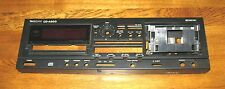 Tascam Cd-A500 Deck Repair Part ~ Face Plate Faceplate Front Control Panel