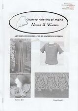 May Knitting Monthly Craft Magazines