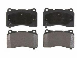 Front AC Delco Brake Pad Set fits Hyundai Genesis Coupe 2010-2016 62BWZT