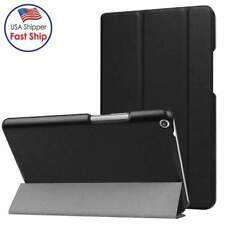 AMZER For Huawei MediaPad T3 8.0 Smart Flip Leather 3-folding Stand Tablet Case