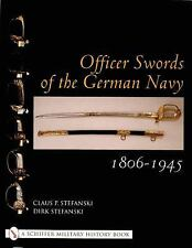 Book - Officer Swords of the German Navy 1806-1945