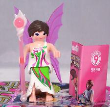 Playmobil 5599 Figures Girls Serie 9 # 8   Fee Elfe Flügel Zauberstab  NEU