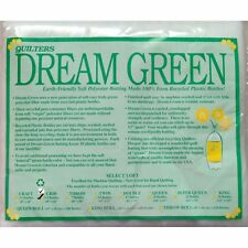 "Quilters Dream Crib Green Select Quilt Batting 60"" x 46"""