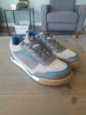 Forsake Mack Hiking Shoes Walking Tennis Sneaker Grey/Blue Mens Size 9