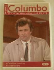 DVD COLUMBO - CANDIDAT AU CRIME + 1 -  Peter FALK  - SAISON 3 - N°10