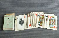 Vintage Wills WILD WOODBINE cigarettes Playing Cards BOXED