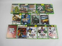Xbox lot of 13 games, with cases - Please see pics