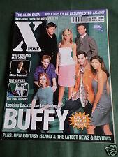 XPOSE- UK MAGAZINE - TV/FILM - NOV 1998 - # 28 - BUFFY - ALIEN