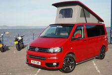 Volkswagen Back Seat Safety Belts 5 Campervans & Motorhomes