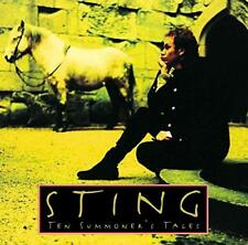 "Sting - Ten Summoner's Tales - 2016 (NEW 12"" VINYL LP)"