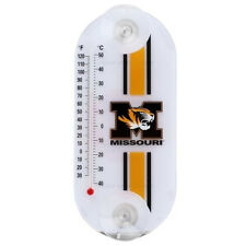 Ncaa Missouri Tigers Mu Acrylic Window Thermometer Outdoor Decor Garden Suction
