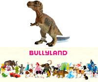 Figurine Dinosaures Tyrannosaure Peint Main 10 cm Jurassic Jouet Bullyland 61344