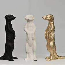 Erdmännchen, lebensgroße Skulptur Life-size Meerkat sculpture by Ottmar Hörl