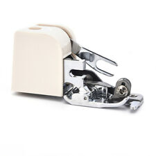 Household Sewing Machine Parts Side Cutter Overlock Presser Foot Sewing Fe BH