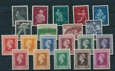 Netherlands Niederlande Pays Bas 1944 Year Set Annee Complete MNH