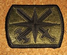 Ecusson/patch - US - 14th military police brigade