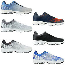 FootJoy Mens Hyperflex II 2.0 Waterproof Golf Shoes - Spiked FJ Modern Trainers