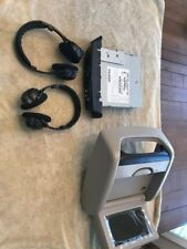 04-08 Chrysler Pacifica 6 Disc CD DVD Automatic Changer RCA  P04685908AF Set***
