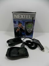Motorola NexTel i1000 Plus Flip Phone Bundle Nextel Box C