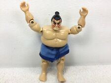 1993 Hasbro GI JOE ARAH Capcom Street Fighter 2 E. Honda Action Figure