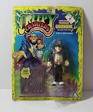 Creepy Crawlers Professor Guggengrime Action Figure w Accessory Mold Toymax