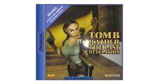 ## SEGA Dreamcast Spiel - Tomb Raider 4: The Last Revelation (mit OVP) - TOP ##