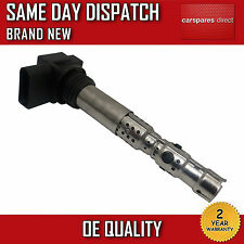 VW FOX 1.2 PENCIL IGNITION COIL 2005>ON BRAND NEW 2 YEARS WARRANTY